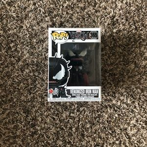 Venomized Ironman funko